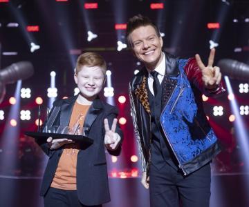 Final do 'The Voice Kids' é marcado por muita emoção