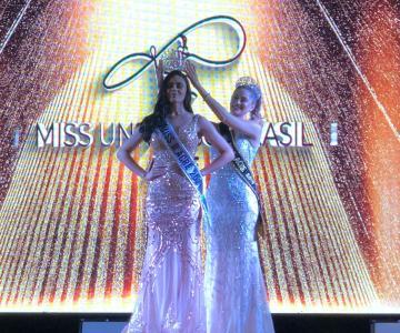 Juliana Melo, de Cruzeiro do Sul, é eleita Miss Universo-Acre 2021
